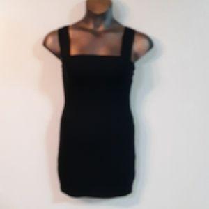 Urban outfitters  black mini dress M